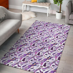 Floor Rug Witch 1-12