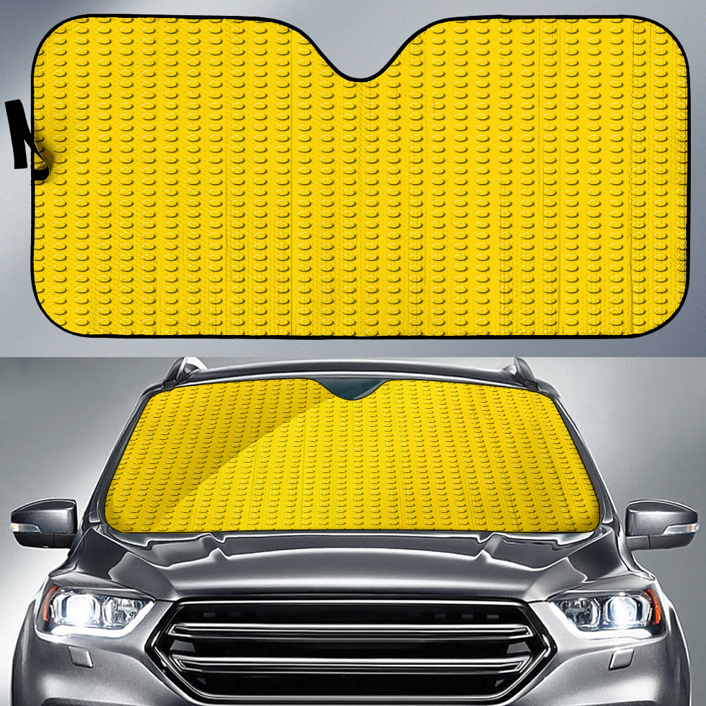 Legos Building Blocks Auto Sun Shades
