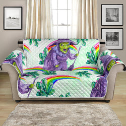 54'' Futon Sofa Protector Premium Polyster Fabric Custom Design Wizard Of OZ 06