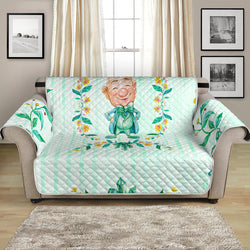 54'' Futon Sofa Protector Premium Polyster Fabric Custom Design Wizard Of OZ 02