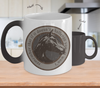 Image of Color Changing Mug Animals Remember That If It Doesn't Challenge You It Won't
