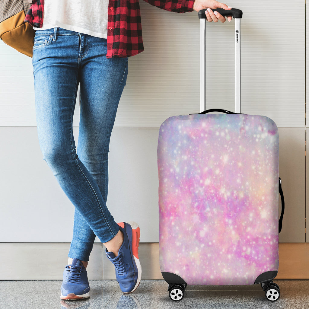 Galaxy Pastel 7 Luggage Cover - STUDIO 11 COUTURE