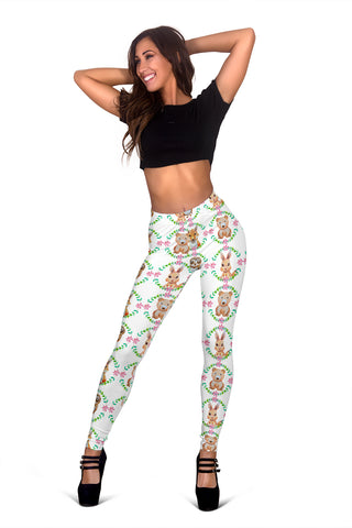 Women Leggings Sexy Printed Fitness Fashion Gym Dance Workout Woodland Theme K15