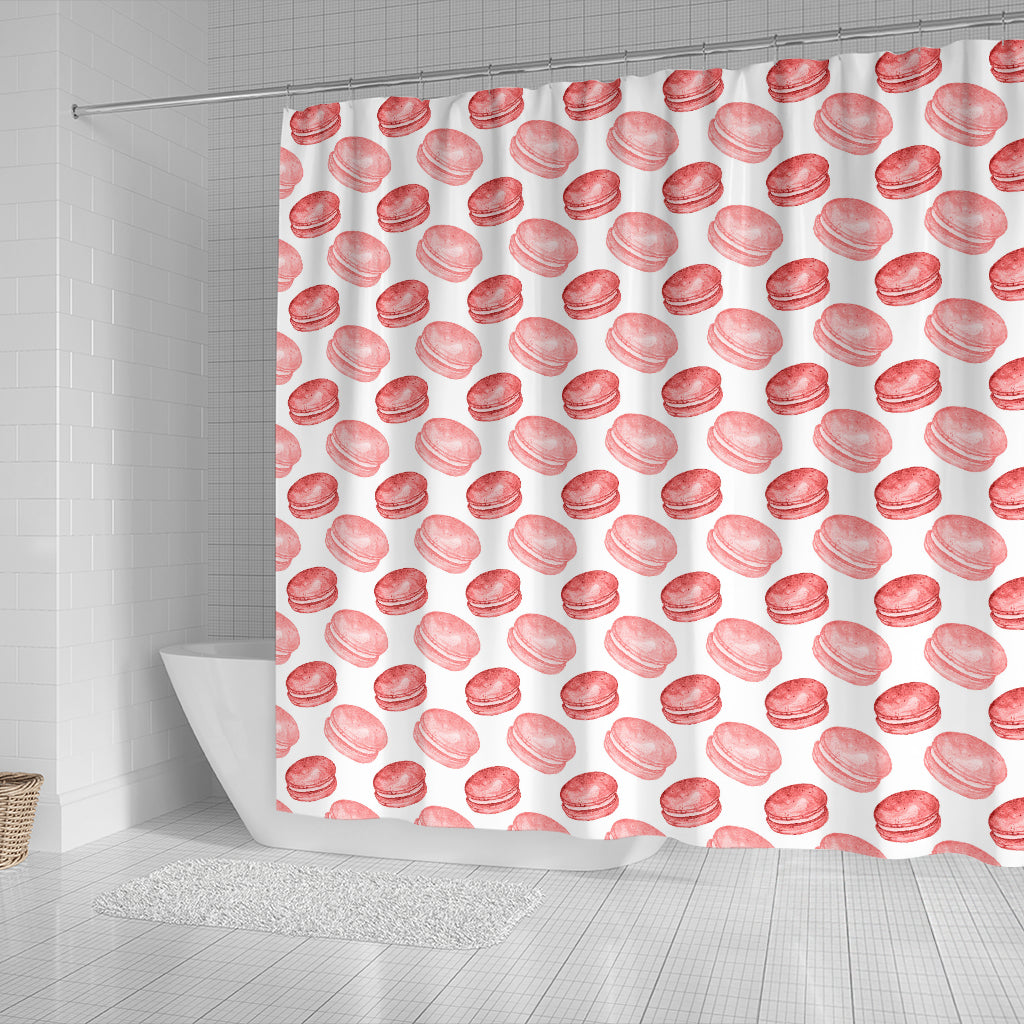 Alice in Wonderland Pancake Shower Curtain