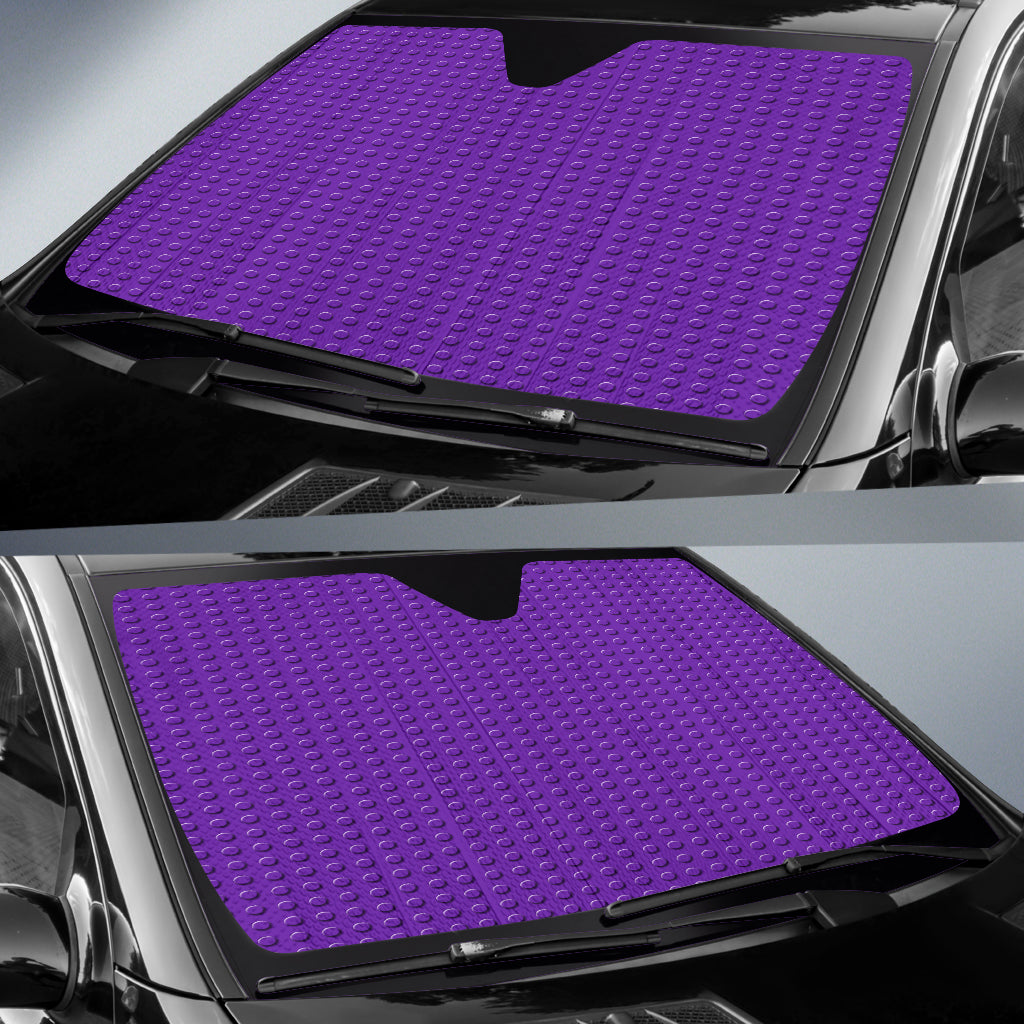 Legos Building Blocks Pastel Auto Sun Shades
