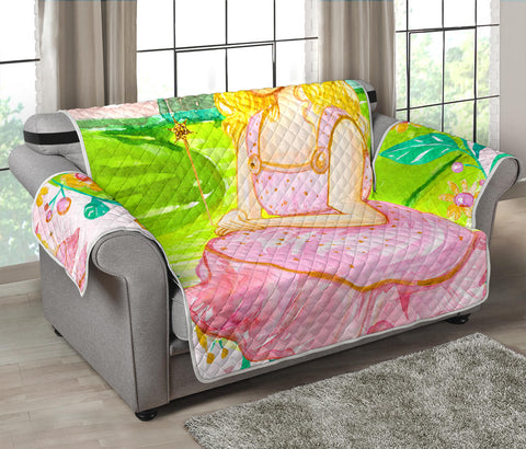 54'' Futon Sofa Protector Premium Polyster Fabric Custom Design Wizard Of OZ 05