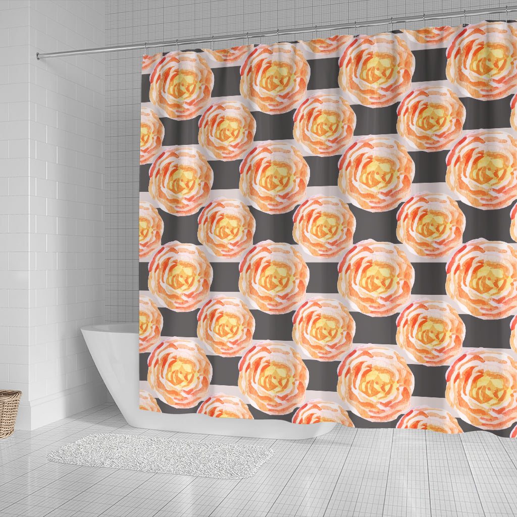 Floral Spring Shower Curtain