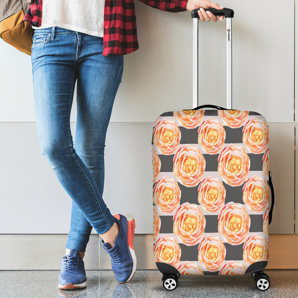 Floral Spring 4 Luggage Cover