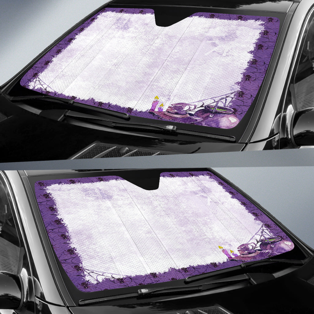 Witch Auto Sun Shades