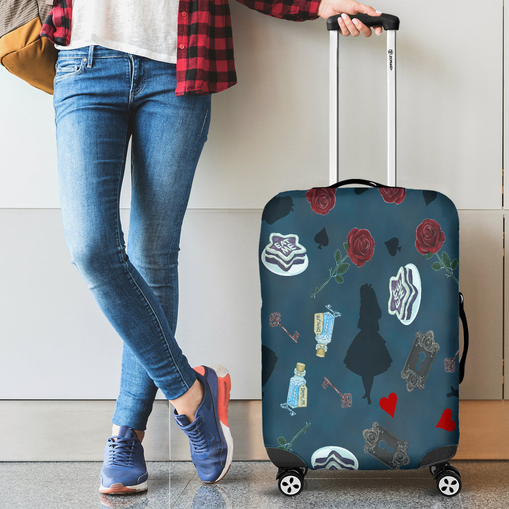 Alice Luggage Cover