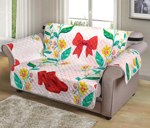 54'' Futon Sofa Protector Premium Polyster Fabric Custom Design Wizard Of OZ 12