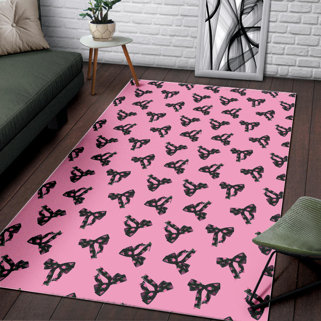 Floor Rug Ballerina Rose 09