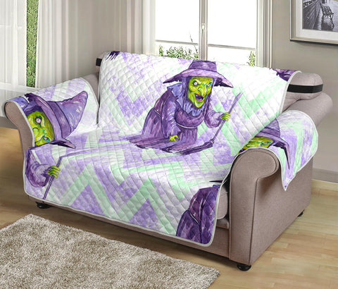 54'' Futon Sofa Protector Premium Polyster Fabric Custom Design Wizard Of OZ 07