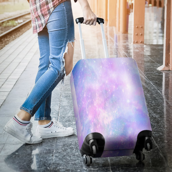 Galaxy Pastel 9 Luggage Cover - STUDIO 11 COUTURE