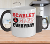 Image of Color Changing Mug Love Where You Live Theme Scarlet & Gray Everyday