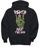 Image of Women and Men Tee Shirt T-Shirt Hoodie Sweatshirt Death Is Not The End