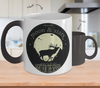 Image of Color Changing Mug Animals Moon & Stars Light For The Senses