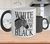 Image of Color Changing Mug Animals White Is The New Black