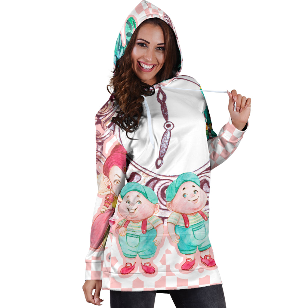 Alice And The Gang Women's Hoodie Dress