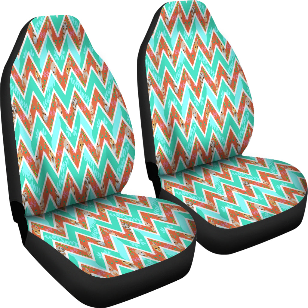 Woodland Car Seat Covers