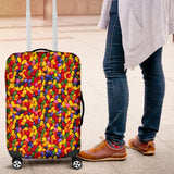 Candy Luggage Cover