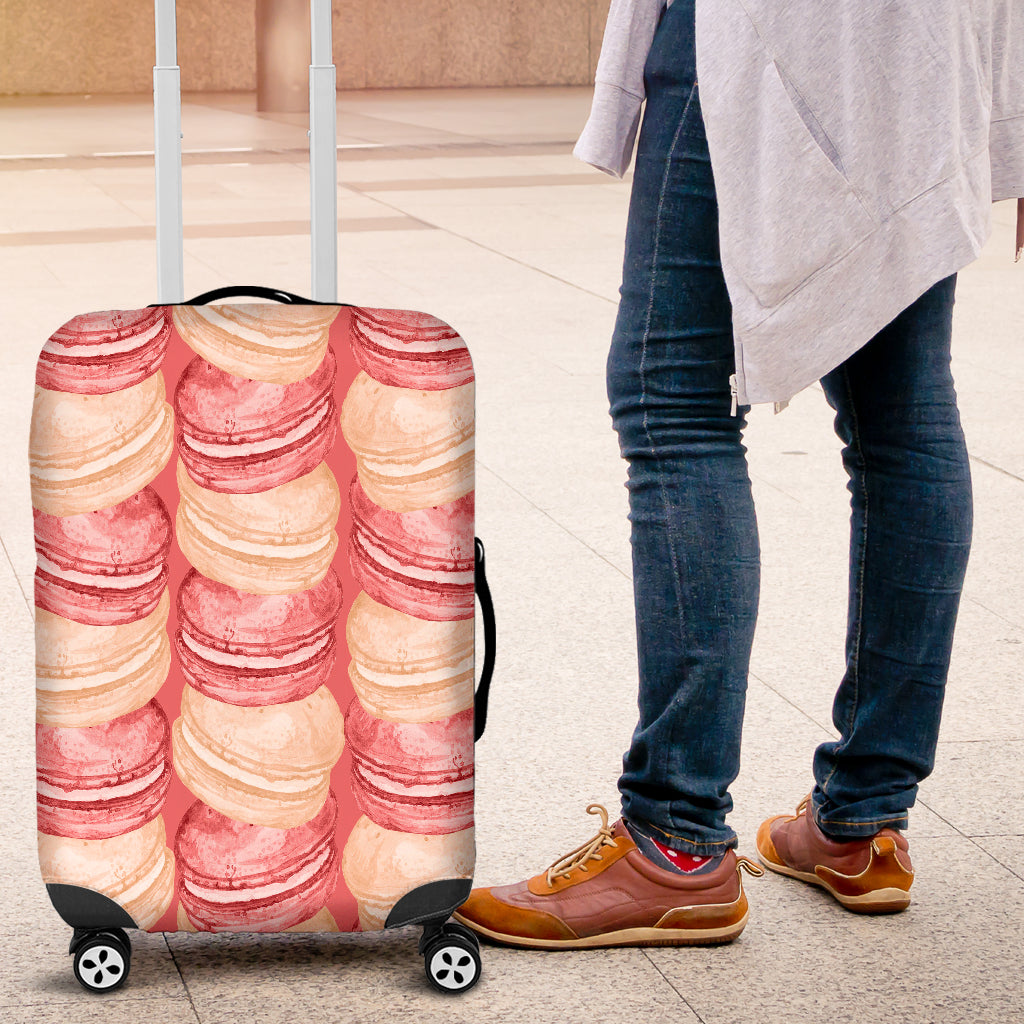 Alice in Wonderland Pancake Luggage Cover