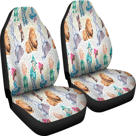 Wizard of Oz Car Seat Covers