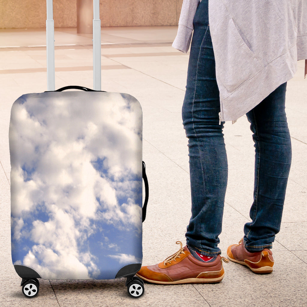 Clouds Luggage Cover