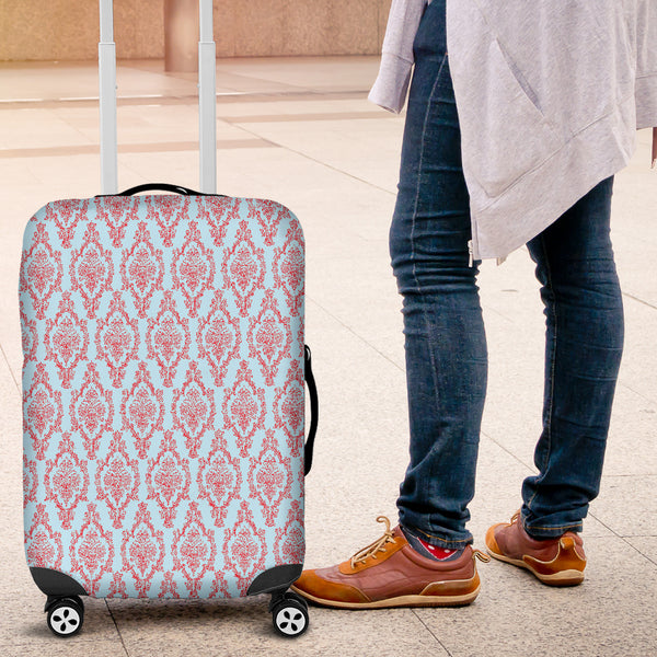 Floral 5 Luggage Cover