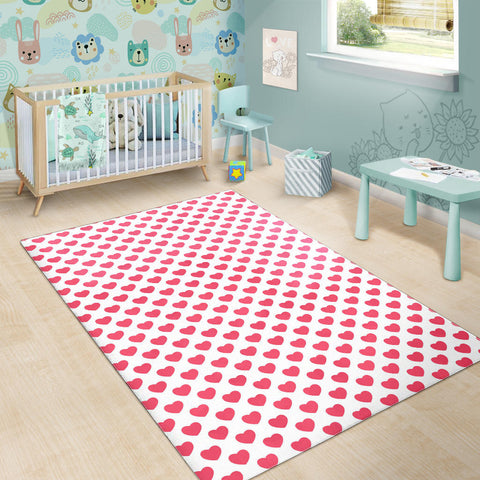 Floor Rug Alice In Wonderland 4-10