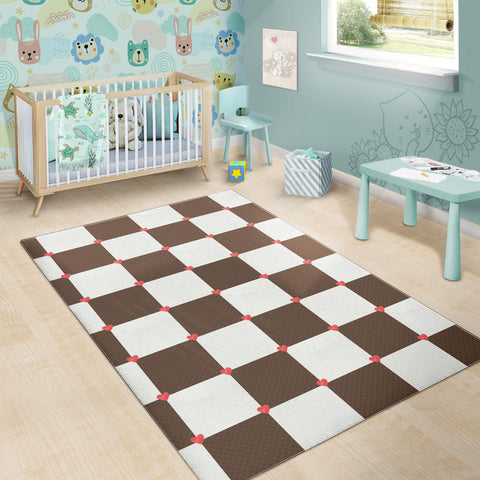 Floor Rug Alice In Wonderland 3-13