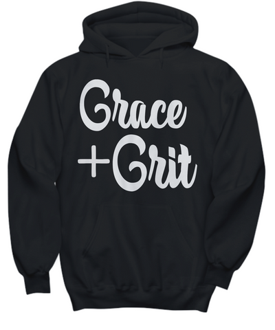 Women and Men Tee Shirt T-Shirt Hoodie Sweatshirt Grace + Grit