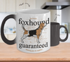 Image of Color Changing Mug Animals Best Hunter Fox Hound Guaranteed