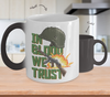 Image of Color Changing Mug Retro 80s 90s Nostalgic In Blood We Trust