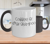 Image of Color Changing Mug Funny Mug Inspirational Quotes Novelty Gifts Coffee & Dry Shampoo