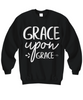 Image of Women and Men Tee Shirt T-Shirt Hoodie Sweatshirt Grace Upon Grace
