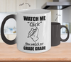 Image of Color Changing Mug Quotes Theme Watch Me Click No Watch Me Grade Grade