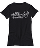 Image of Women and Men Tee Shirt T-Shirt Hoodie Sweatshirt I am A Hearing Aid Specialist