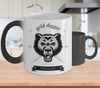 Image of Color Changing Mug Animals Gold Digger Let The Money Talk