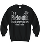 Image of Women and Men Tee Shirt T-Shirt Hoodie Sweatshirt I'm A Phlebotomist I Stay In Between The Lines When I Color