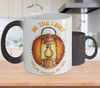 Image of Color Changing Mug Retro 80s 90s Nostalgic Be The Light