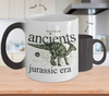 Image of Color Changing Mug Animals Back To The Past Ancients Jurassic Era