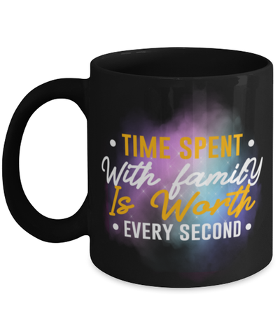 Take care of our family, Coffee Mug