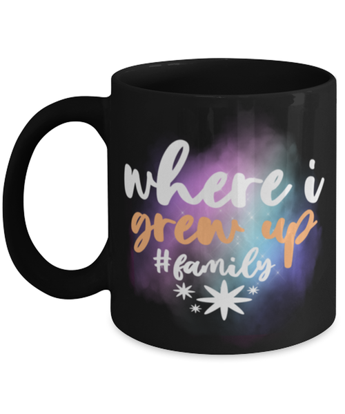 Time spent with family is worth every second, Coffee Mug