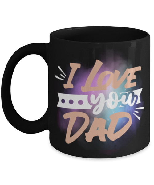 I sustain my self with the love of my family, Coffee Mug