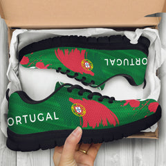 2018 FIFA World Cup Portugal Mens Athletic Sneakers