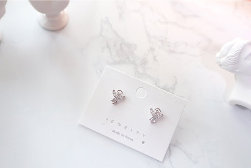 [92.5 silver post] Angel earring (92.5실버침/ 엔젤이어링)
