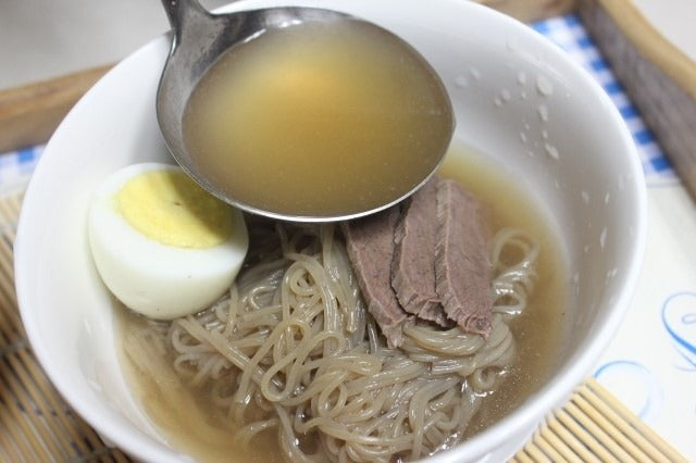 [Sky Chan] Beef soup for Cold Noodles 1.5L (Sky 소고기 냉면육수 1.5L)