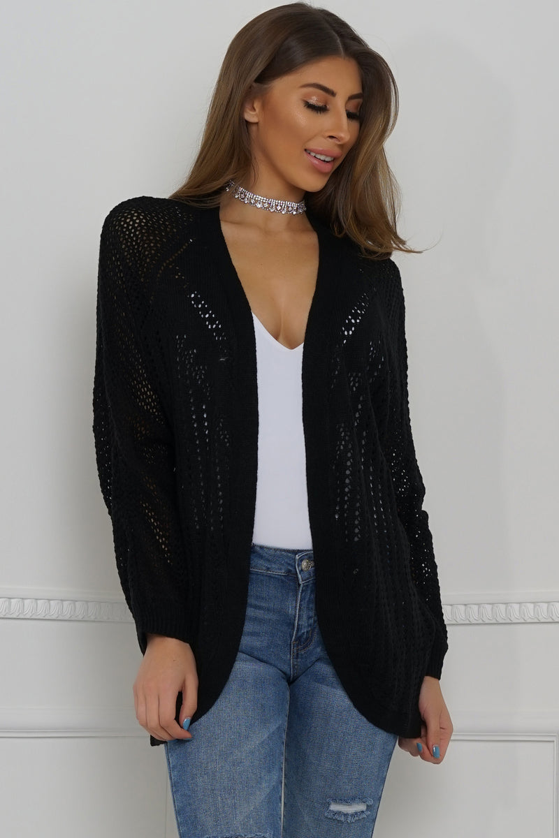 Jessa Cardigan - Black