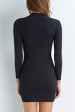 Melini Dress - Black